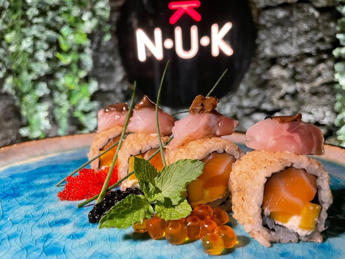 NUK: Urban Sushi Bar